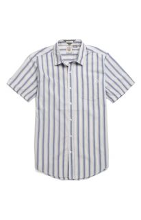 Mens Volcom Shirt   Volcom Weirdoh Stripe Woven Shirt