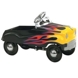 InSTEP Hot Rod Pedal Car Multicolor   14 PC600