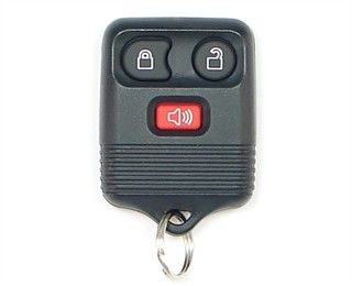 2009 Ford Econoline Keyless Entry Remote   Used