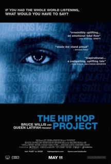 Hip Hop Project, the Movie Poster