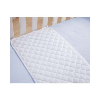 Summer Infant Waterproof Multi Use Pad, White