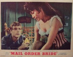 Mail Order Bride (Original Lobby Card   #2) Movie Poster