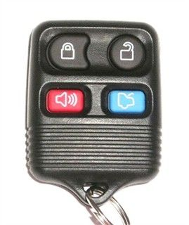 2010 Ford Crown Victoria Keyless Entry Remote   Used