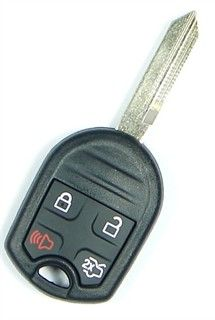 2012 Lincoln MKZ Keyless Entry Remote key