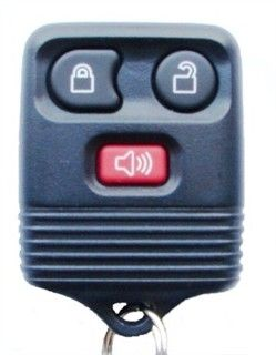 2010 Ford F 350 Keyless Entry Remote