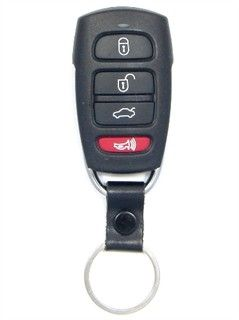 2010 Hyundai Genesis Sedan Keyless Entry Remote   Used