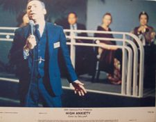 High Anxiety (Original Lobbby Card   #2) Movie Poster