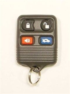 2000 Lincoln Continental Keyless Entry Remote