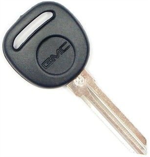2009 GMC Savana transponder key blank