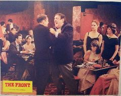 The Front (Original Lobby Card   #8) Movie Poster