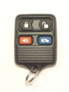 1999 Lincoln Town Car Keyless Entry Remote   Used