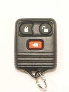 2002 Ford Windstar Keyless Entry Remote