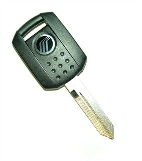 2005 Mercury Grand Marquis transponder key blank