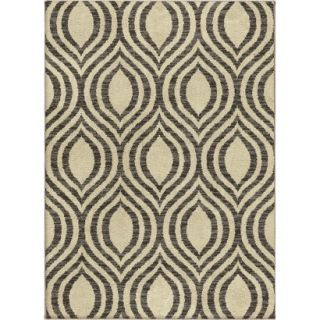 Threshold Arden Lambswool Area Rug   Gray (4x6)