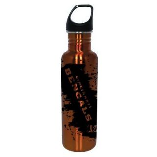 NFL Cincinnati Bengals Water Bottle   Orange (26 oz.)