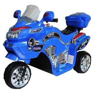 Trademark Global Fx 3 Wheel Bike   Blue
