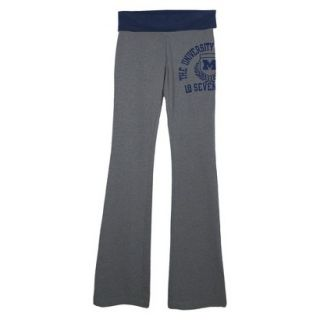 NCAA Womens Michigan Pants   Grey (L)