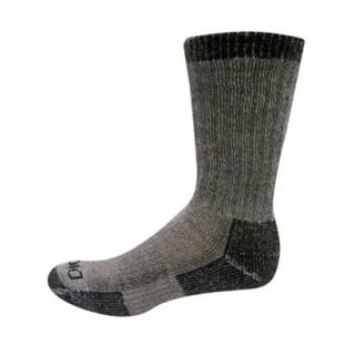 Dickies Mens Merino Wool 1Pk Socks   Black