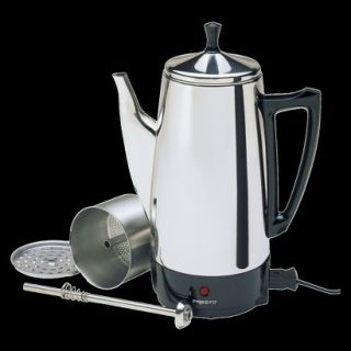 Presto Stainless Steel Coffeemaker