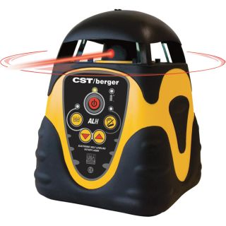 CST/Berger Self Leveling Horizontal Rotary Laser Level, Model 57ALH