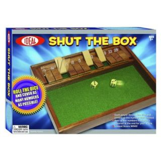 Alex Brands Ideal 36600 Shut the Box Game