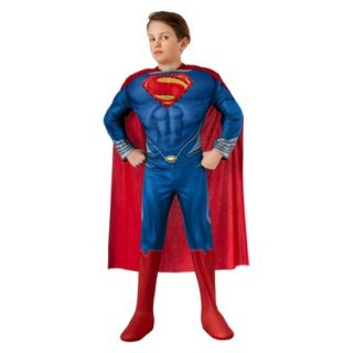Ecom Superman Man of Steel Deluxe Lightup Superman Child 002