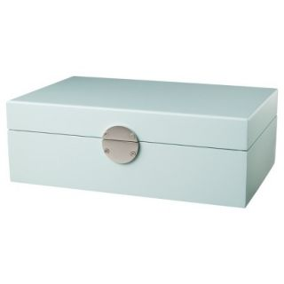 Threshold Jewelry Box   Light Blue