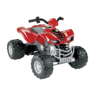 Fisher Price Power Wheels Kawasaki KFX Ninja Ultimate Terrain Traction