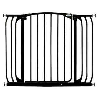 Dreambaby Chelsea Auto Close Security Gate with Extensions   Black