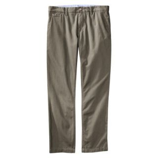 Mossimo Supply Co. Mens Slim Fit Chino Pants   Bitter Chocolate 28x30