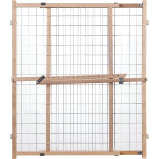 North States Wide Wire Mesh Pet Gate, Model 4615