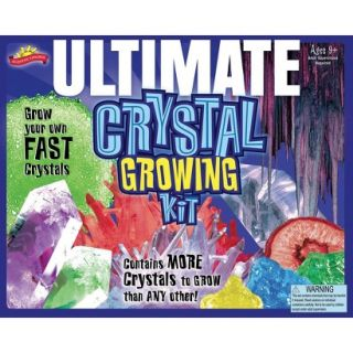 Alex Brands Scientific Explorer 0SA230 Ultimate Crystal Growing Kit
