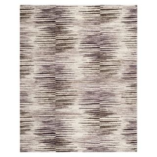 Safavieh Rolland Area Rug   Light Brown/Eggplant (8x10)