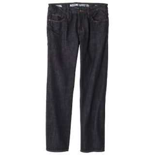 Mossimo Supply Co. Mens Slim Straight Fit Jeans 36X32