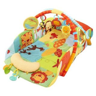 Bright Starts Babys Play Place Playmat   Swingin Safari