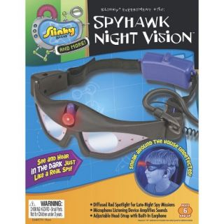 Alex Brands Scientific Explorer 015000 Spyhawk Night Vision Goggles