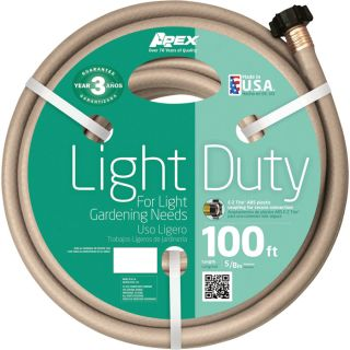 Teknor Apex Light Duty Hose   5/8 Inch x 100ft., Model 8400 100