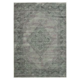 Safavieh Adalene Vintage Area Rug   Light Blue (67x91)