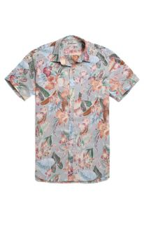 Mens Wellen Shirts   Wellen Molokini Oxford Woven Shirt
