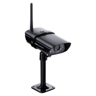 Uniden Wireless Accessory Video Surveillance System Camera   Black (GC45)