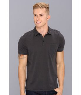 Hurley Dri FIT Kontra S/S Knit Polo Mens Short Sleeve Pullover (Black)