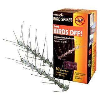 Stainless Steel Bird Spikes Kit