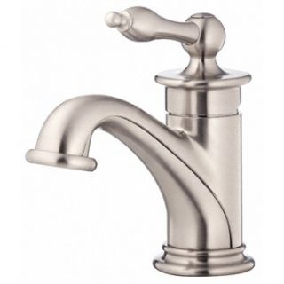 Danze Prince™ Single Handle Lavatory Faucet   Brushed Nickel