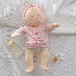 Personalized Baby Dolls   Rosy Cheeks