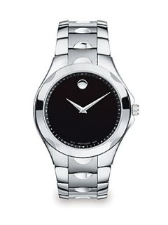 Movado Luno Sport Stainless Steel Watch   Stainless Steel