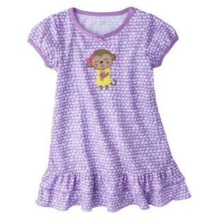 Just One You Made by Carters Infant Toddler Girls Short Sleeve Monkey