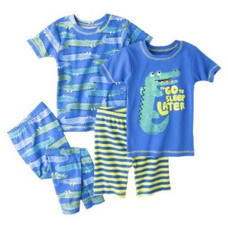 Just One You™ Made by Carters Infant Toddler Boys 4 Piece Short Sleeve
