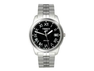 Tissot T Classic PR 100 Black Dial Men's watch #T049.410.11.053.01
