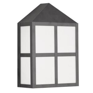 Livex Lighting Providence Wall Mount 2 Light Outdoor Black Incandescent Lantern CLI MEN2999 04