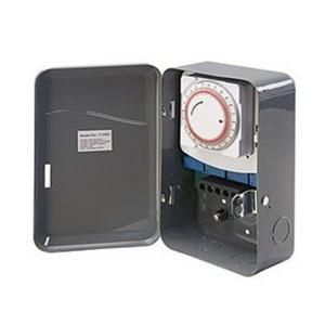 Westek 40 Amp 125 Volt Double Pole Single Throw Mechanical Timer Switch TM103